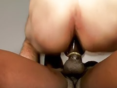 Cumshot, Gay interracial