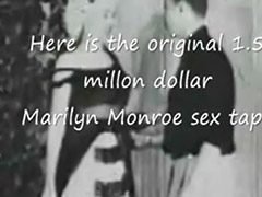 Sex tapes, Marilyn, Monroe, Sex tape, Sex   tapes, Sexe tape