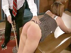 Allison, Caning