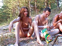 Nudist, Russian