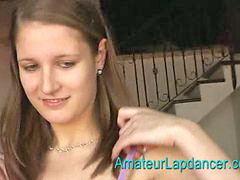Trainee, Radka b, Czech lapdancing, Czech lapdance, Amateur lapdance, Czech