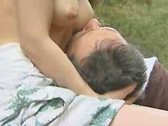 Hot japanese fuck, Japanese outdoor fuck, Japanese