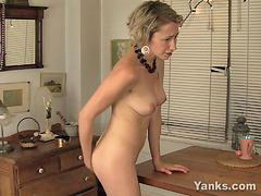 Lonely milf, Lonely, Milf orgasm, Fuck orgasm, Until fuck, Table fuck