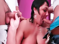 Mature wife, Fat mature, Wife threesome, I love mature, Suck old, Two old