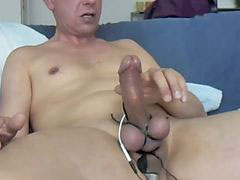 Sounding, Mm, Block, Squirts of cum, Squirting loads, Squirt sound