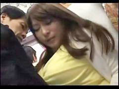 Groped, Groped in train, Train grope, Train japanese, Japanese training, Japanese groped