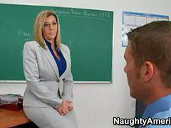 Teacher, Sex, Sara, First, Sara jay