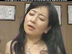 Teacher fucked by, Milfs cumshot, Japanese boss, Teacher milf, Japanese cumshot, Milf boss