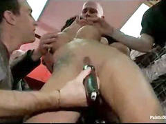 Fucked and bound, Hand fuck, Bound and fucked, Bound and fuck