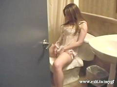 Jade -net -us, Toilet bowl, Cum ex, On toilet, Ex girlfriend, Bowling