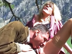 German milf, German boots, German first anal, German outdoor, German milf anal, German anal milf