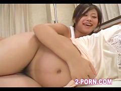 Pregnant, Daughter, Ladyboy