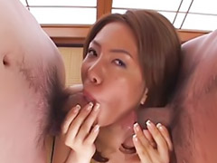 Incredibles, Yuka, Japanese double, Incredible blowjob, Double japanese, Incredable