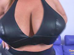 Carol, Carole, Latex fun, Carol b, Carol brown, Big tits latex