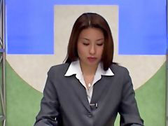 Japanese newsreader bukkake, Japanese bukkake newsreader, Japanese newsreader, Newsreader, Japanese