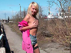 Tit flashing, Flash tits, Whore russian, Whore street, Russian flashing, Pussy flashing
