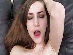 Casting, Casting anal, Teen, Anal casting