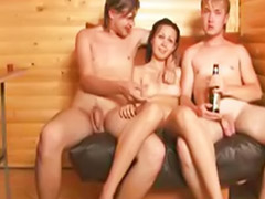 Russian amateur threesome, Amateur russian threesome, Amateur bath, Russian bathing, Threesome russian, Russians threesome