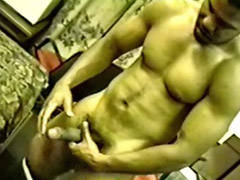 Gay gym, Ebony loves cum, Ebony gym, Gym gay, Gym ebony, Gym black