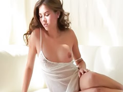 Glass dildo, Naughty angel, Naughty girls solo