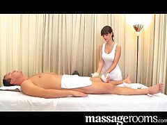 Massage, Beautiful, Big cock