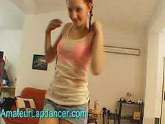 Czech, Lapdance, Small girl, Lapdance pov, Amateur lapdance, Amateur striptease