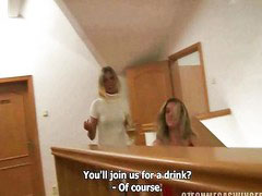 Swinger, Swingers, Blonde fucked at party, Czech parties, Czech swingers, Swinger sex