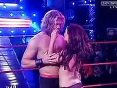 Wwe, Edge, Edging, Edgeing, Lita, Edged