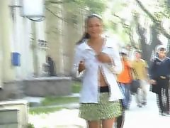 Teens nudist, Russian nudist, Russian flashing, Public russian, Public flash girl, Public compilations