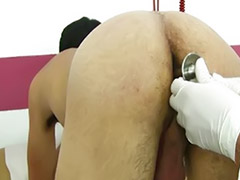 Gay doctor, Doctor gay, Gay fingering, Masturbation doctor, Opening ass, Opened ass
