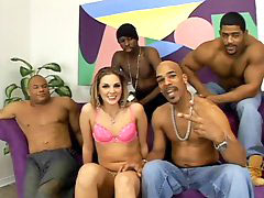 Gangbang attack, Brianna love, Attacked, Black attack, Brianna-love, Attacker