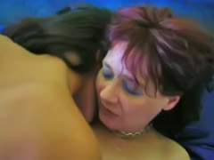 Amateure facial mature, Lesbicas grupal