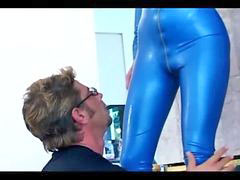 Latex, Blowjob