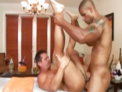 Masseuse, Masseuses, Masseuse fuck, Masseuse fucks, Black ass fuck gay