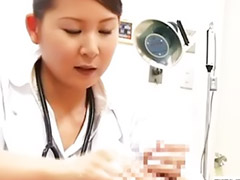 Japanese doctor, Penis washing, Asian doctor, Washing, Nurse uniform, Milf nurse