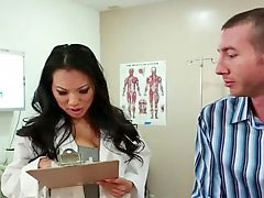 Doctor office, Plaything, Doctor guy, Asa akira office, Chinese office, Chinese guy