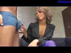 Office lady, On her knees, Cum in the mouth, Swallow mouthful, Swallow mouth, Swallow cum in mouth