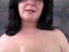 Playing with her tits, Mature pussy play, Mature mama, Chubby mature pussy, Grannies tits, Granny tits