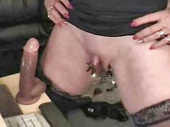 Huge clit, Huge granny, Granny with huge clit, Granny fun, Huge clits, Clit with clit