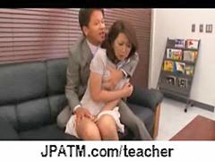 Japanese classroom, Teacher banged, 22, Teacher nasty, Nasty teacher, Nasty japanese