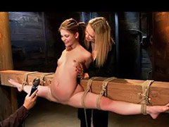 Bondage adolescentes, Massage squirte