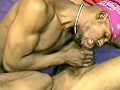 Hot black gay, Ebony 69