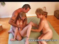 Young, Swingers, Swinger, Skinny mature, Mature swingers