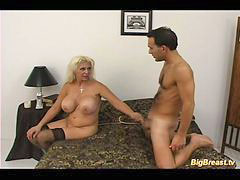 Pizza, Old milf, Old & boy, Seduce boy, Pizza boy, Milf old