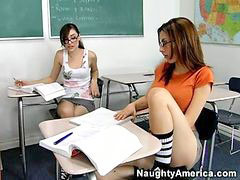 Teacher, Sasha grey