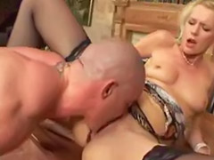 German milf anal, German anal milf, Milf blond german, Milf anal lingerie, German lingerie, German blonde milf