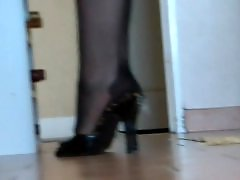 Stockings nylon, Stock feet, Sexy, feet, Sexy foot ایران, Sexi feet, Nylons sexy