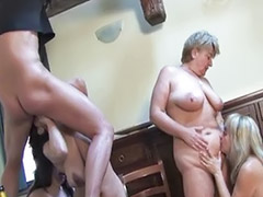 House, Fat mature, Mature party, Party mature, Wives group, Wive