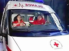 Ambulance, Driver, Fuck by driver, Car driver