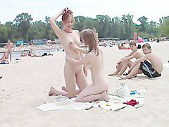 Nudist, Taking off clothes, Clothed, Nudist teen, Clothes, Teen nudists